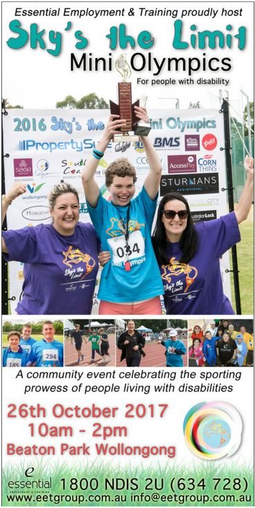 Supporting and Celebrating Disabled Young Athletes in our Community
